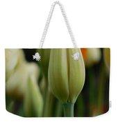 Elegant Tulip Weekender Tote Bag