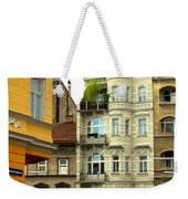 Elegant Vienna Apartment Building Weekender Tote Bag