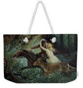 Elegy Of Bohemia Weekender Tote Bag