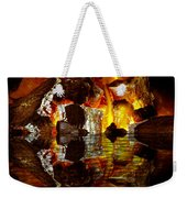 Element Reflections Weekender Tote Bag