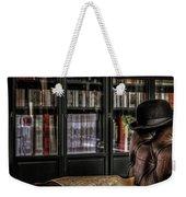 Elementary, My Dear Watson Weekender Tote Bag