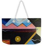 Elements Of Light Weekender Tote Bag