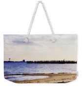 Elements On The Coast Weekender Tote Bag