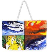 Elements Weekender Tote Bag