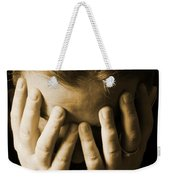 Elena Hands Weekender Tote Bag