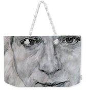 Unknown, Portrait Weekender Tote Bag