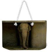 Elephant #1 Weekender Tote Bag