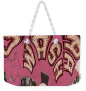 Elephant Car Wash Weekender Tote Bag