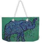 Elephant Dreams Weekender Tote Bag