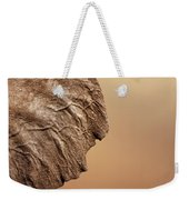 Elephant Ear Close-up Weekender Tote Bag
