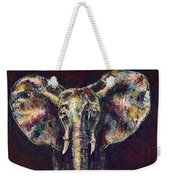 Elephant Ears Weekender Tote Bag