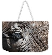 Elephant Eye Weekender Tote Bag