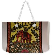 Elephant In The Jungle Weekender Tote Bag