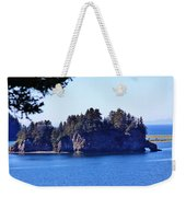 Elephant Island Kachemak Bay Weekender Tote Bag