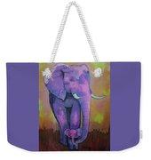 My Elephant   Weekender Tote Bag