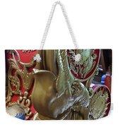 Elephant Joy Weekender Tote Bag