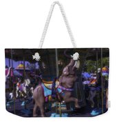 Elephant Ride At The Fair Weekender Tote Bag