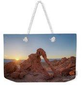Elephant Rock Sunrise  Weekender Tote Bag