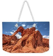 Elephant Rock, Valley Of Fire State Park, Nevada Weekender Tote Bag