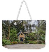 Elf House Weekender Tote Bag