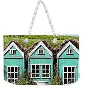 Elf Houses Weekender Tote Bag