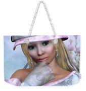 Elfin Beauty Weekender Tote Bag