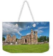 Elgin Cathedral, Scotland Weekender Tote Bag