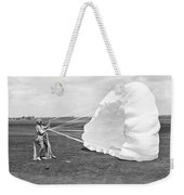 Elinor Smith Parachutes Weekender Tote Bag