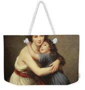Elisabeth Vigee-lebrun, 1755-1842. Weekender Tote Bag