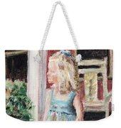 Elizabeth Anne Weekender Tote Bag
