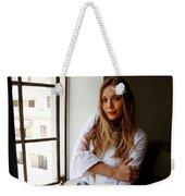 Elizabeth Olsen Weekender Tote Bag