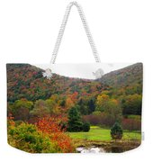 Elk Country Pennsylvania Weekender Tote Bag