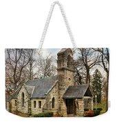 Elkhart Illinois Chapel Weekender Tote Bag