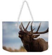 Elk's Screem Weekender Tote Bag