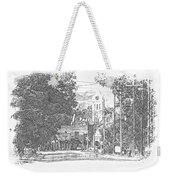 Ellaville, Ga - 1 Weekender Tote Bag