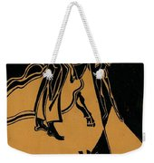 Ellen Palmer On Stage Weekender Tote Bag