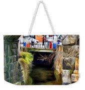 Ellicott City Bridge Arch Weekender Tote Bag
