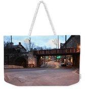 Ellicott City Nights - Entrance To Main Street Weekender Tote Bag