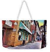 Ellicott City Shops Weekender Tote Bag