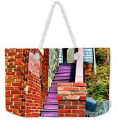 Ellicott City Steps Weekender Tote Bag