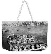 Ellis Island, 1933 Weekender Tote Bag
