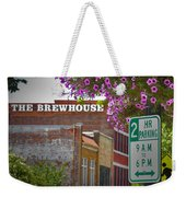 Elm Street Downtown Greensboro Weekender Tote Bag