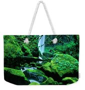 Elowah Falls 4 Columbia River Gorge National Scenic Area Oregon Weekender Tote Bag