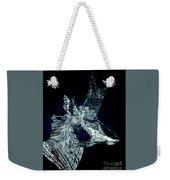 Elusive Visions Antelope Buck Weekender Tote Bag