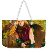 Elven Hunter Weekender Tote Bag