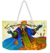 Elven Mage Weekender Tote Bag