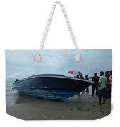 Elvin Siew Chun Wai Image On Water Weekender Tote Bag