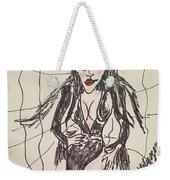 Elvira Mistress Of The Dark Weekender Tote Bag