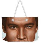 Elvis 24 1958 Weekender Tote Bag