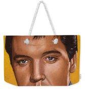 Elvis 24 1965 Weekender Tote Bag